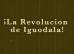 Affiche La Revolución de Iguodala !