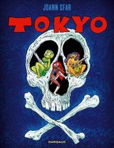 Couverture Tokyo, tome 1