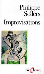 Couverture Improvisations