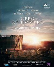Affiche Gebo et l'Ombre