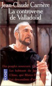 Couverture La Controverse de Valladolid