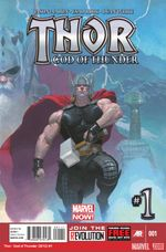Couverture Thor: God of Thunder (2012 - 2014)