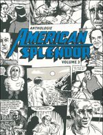 Couverture Anthologie American Splendor : Volume 3