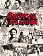 Couverture Anthologie American Splendor : Volume 1