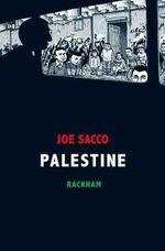 Couverture Palestine