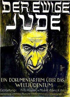 Affiche Le Juif éternel