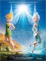 Affiche Clochette et le Secret des fées