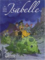 Couverture Isabelle, l'intégrale tome 3