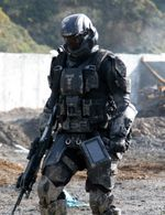 Affiche Halo 3 : Landfall