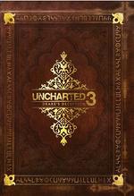 Couverture Guide officiel Uncharted 3 : L'Illusion de Drake