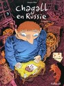 Couverture Chagall en Russie, tome 2