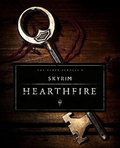 Jaquette The Elder Scrolls V : Skyrim - Hearthfire