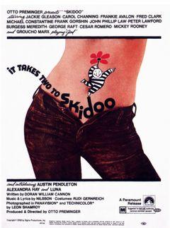 Affiche Skidoo