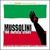 Pochette Mussolini: The Untold Story (OST)