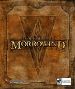 Jaquette The Elder Scrolls III : Morrowind