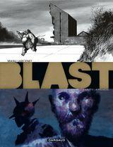 Couverture La Tête la première - Blast, tome 3