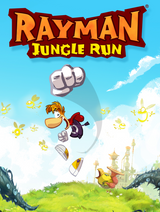 Jaquette Rayman Jungle Run