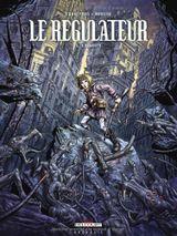 Couverture Cordélia - Le Régulateur, tome 5