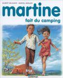 Couverture Martine fait du camping