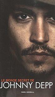 Couverture Le monde secret de Johnny Depp