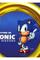 Couverture L'Histoire de Sonic The Hedgehog