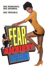 Affiche Fear, Anxiety and Depression