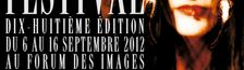 Illustration L'Étrange Festival 2012 -> 18ème édition