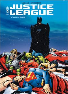 Couverture Justice League : La Tour de Babel