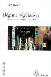 Couverture Régime végétarien