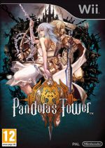 Jaquette Pandora's Tower