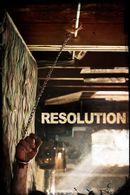 Affiche Resolution