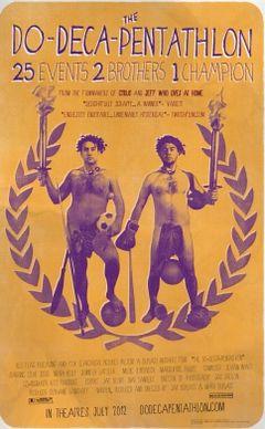 Affiche The Do Deca penthatlon