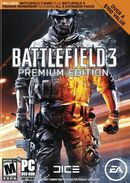 Jaquette Battlefield 3 : Premium Edition