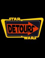 Affiche Star Wars : Detours