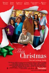 Affiche This Christmas