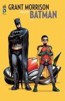 Couverture Nouveaux Masques - Grant Morrison présente Batman, tome 3
