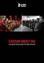 Affiche César doit mourir
