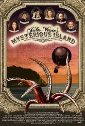 Affiche Mysterious Island