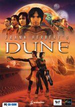 Jaquette Frank Herbert's Dune