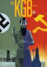Couverture Le sorcier de Baïkonour - KGB, tome 2