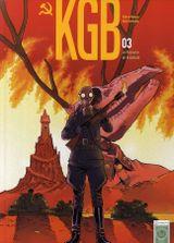 Couverture Le royaume de Belzébuth - KGB, tome 3