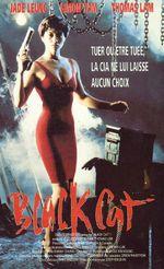 Affiche Black Cat