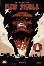 Couverture Red Skull : Incarné