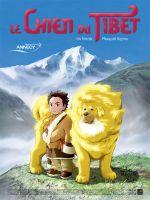 Affiche Le Chien du Tibet