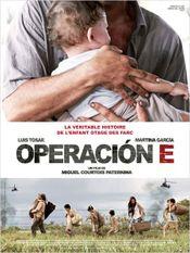 Affiche Operación E