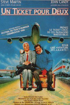 Affiche Un ticket pour deux
