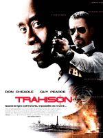 Affiche Trahison
