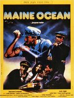 Affiche Maine Océan