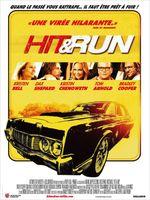 Affiche Hit & Run