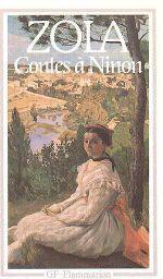 Couverture Contes à Ninon